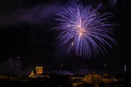 Fuochi Artificiali - Festa di Sant'Anna