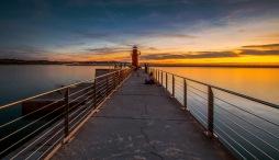 The Rude Lighthous of Ancona