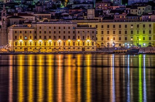 The Lights of Ancona