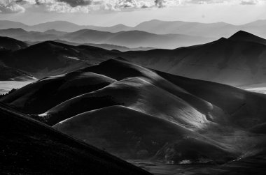 Valley of Castelluccio di Norcia
