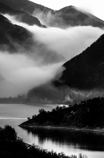 Lake of Fiastra